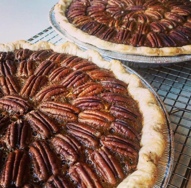 Under the Oak - Pecan Pie
