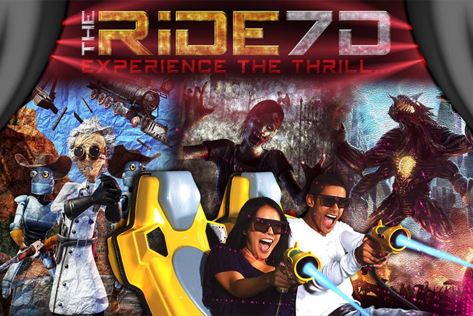 7D Ride