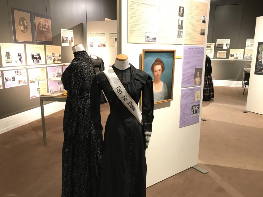 2017-Ontario-County-Historical-Womans-Suffrage-Display