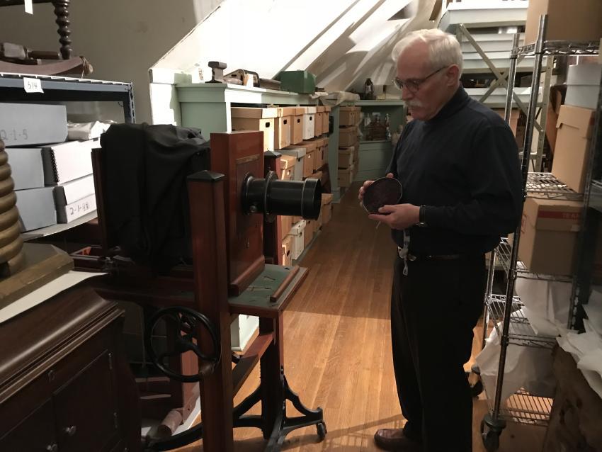 2017-Ontario-County-Historical-Museum-Interior-film-camera