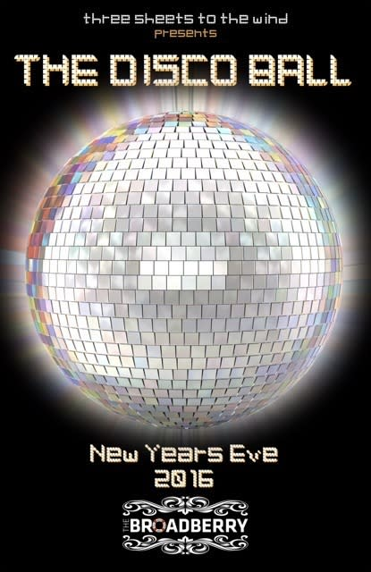 Disco Ball at The Broadberry