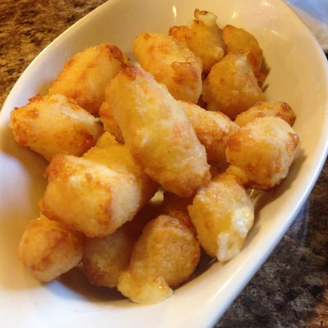 Cheese Curds at Eau Claire Ale House in Eau Claire, Wisconsin