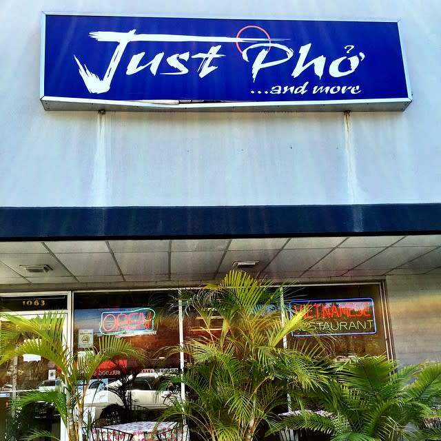 Just Pho and More