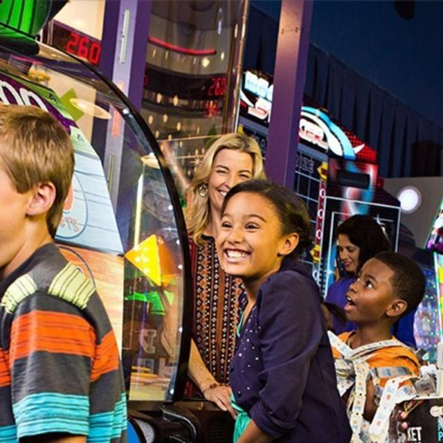 NEW Dave and Busters