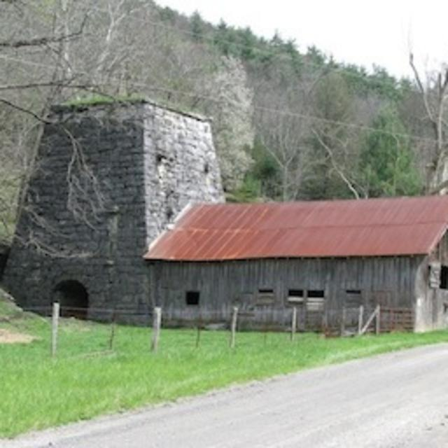 NEW Falling Creek Ironworks