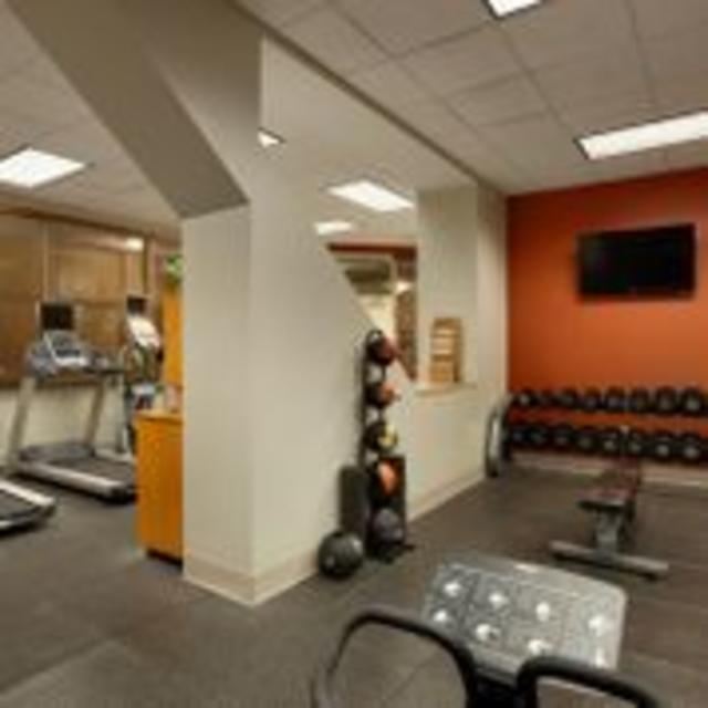 Hilton Garden Inn Downtown Richmond Hotel Fitness Center
