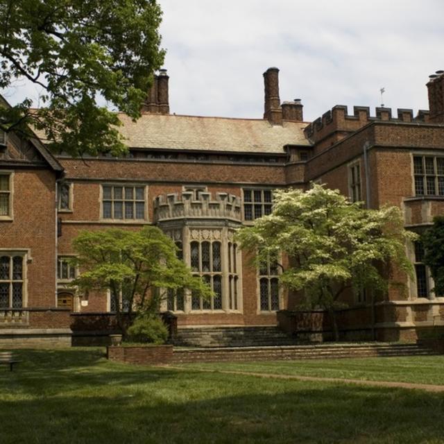 Virginia Center for Architecture - Exterior