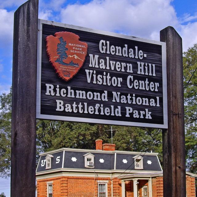 Glendale/Malvern Hill Battlefields Visitor Center