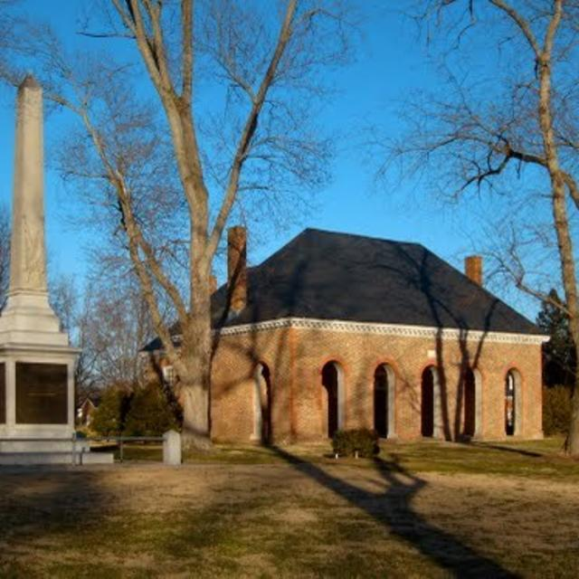 NEW Hanover Courthouse