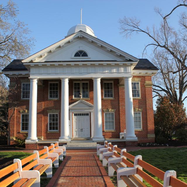 NEW Historic Chesterfield Courthouse
