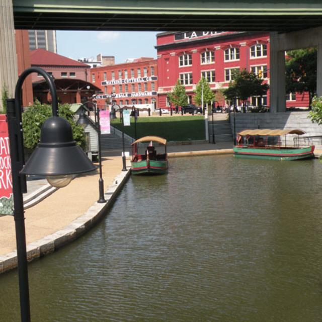 NEW Riverfront Canal Walk