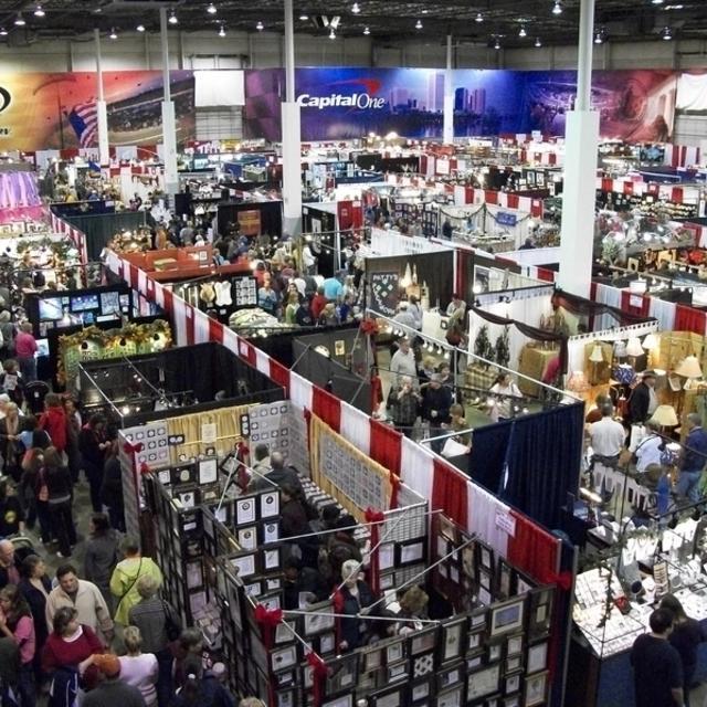 Richmond Raceway Complex 60,000 sq ft Main Exhibition Hall