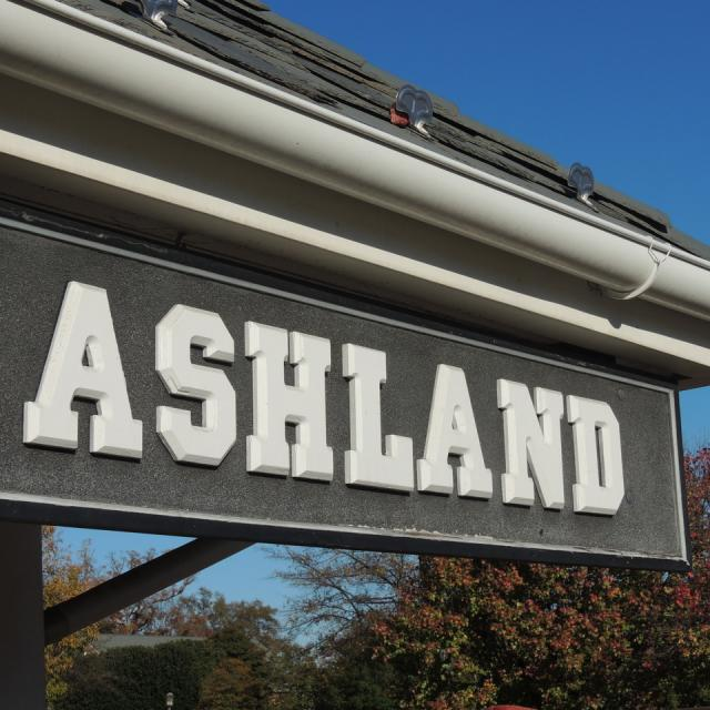 Located in Historic Downtown Ashland