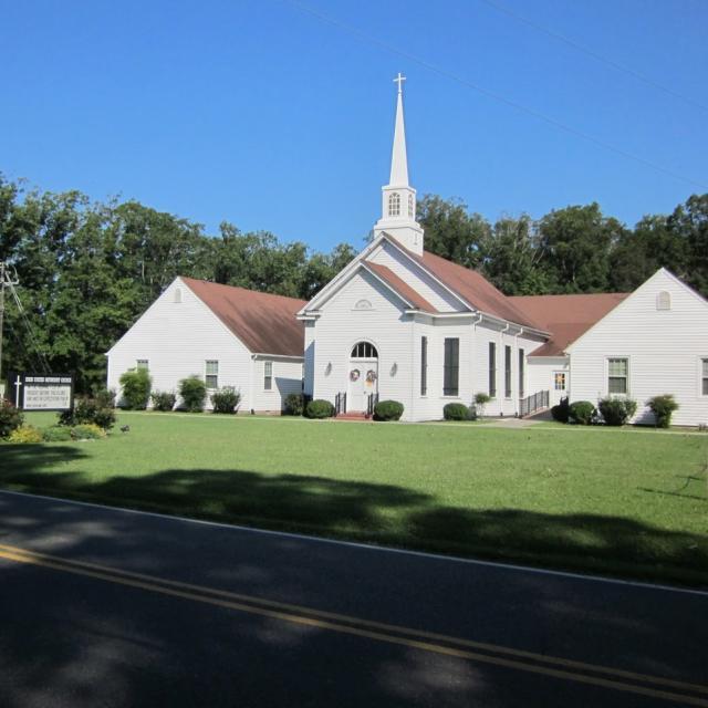 NEW Enon Church