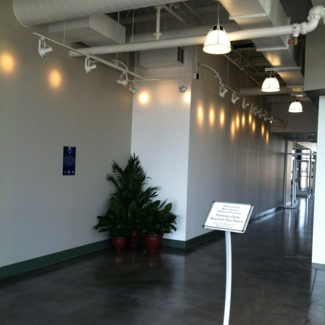 Meeting Space entry