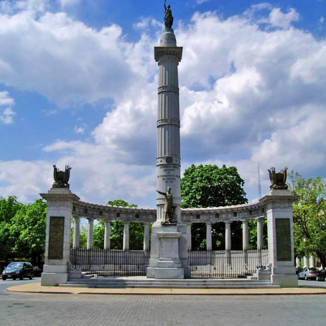 NEW Monument Avenue