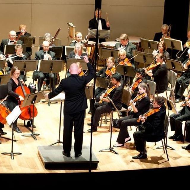 NEW Richmond Philharmonic