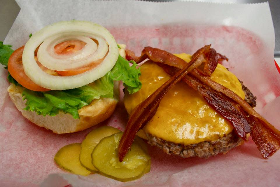 Fred's Burgers