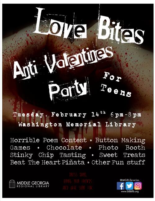 Anti-Valentine's Day 2017
