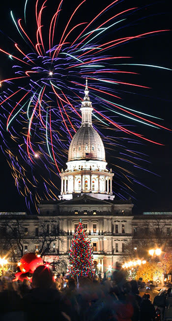 Silver Bells Fireworks