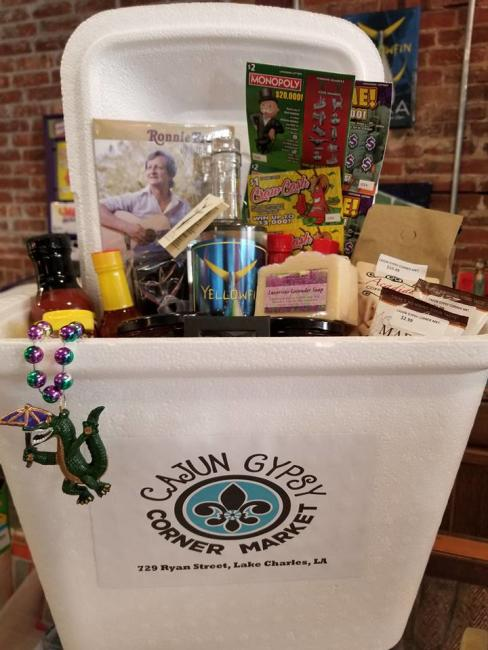 Local Products at Corner Market