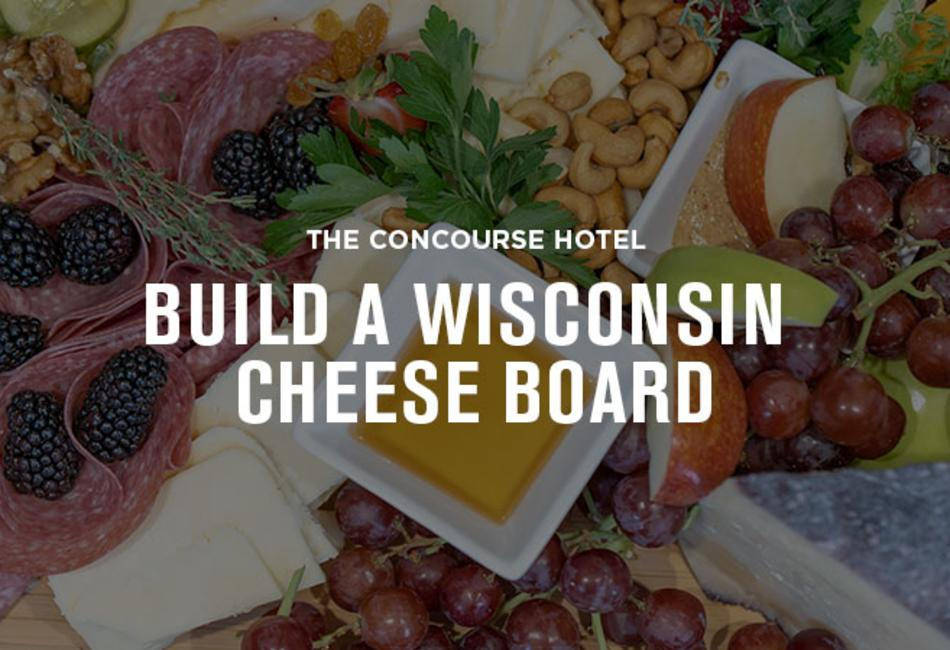 Build a WI Cheese Board Experience