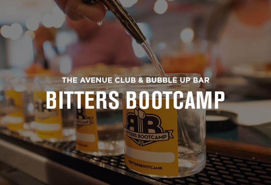 Bitters Boot Camp Experience