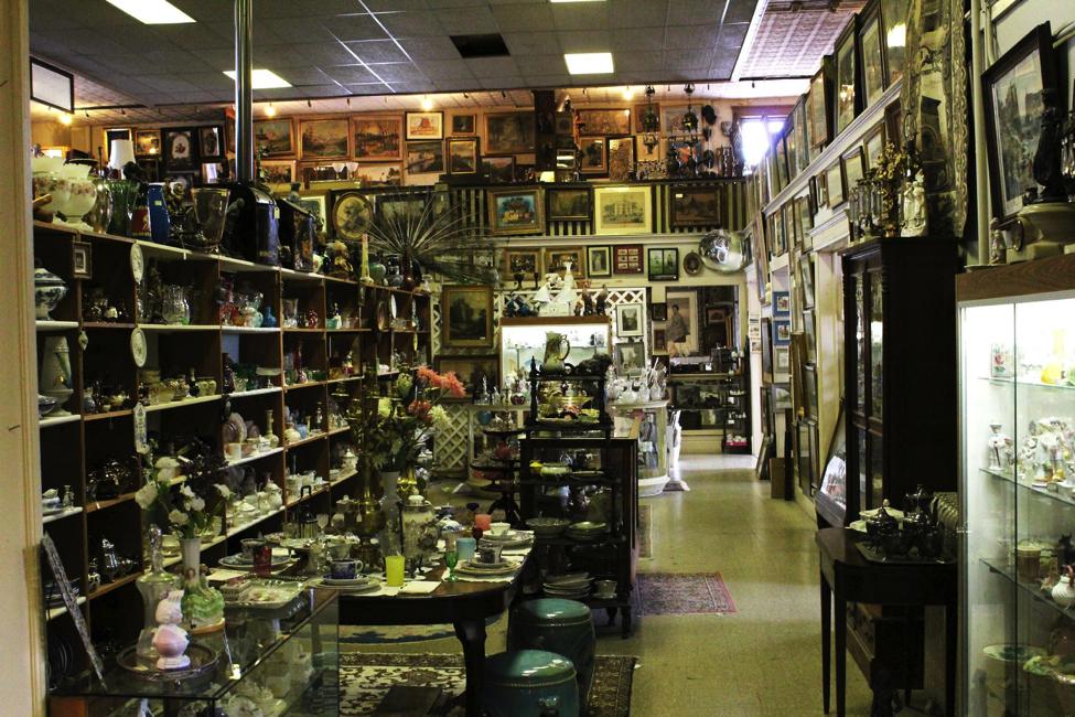 Antique Emporium - Photo by: Katherine Rapacz
