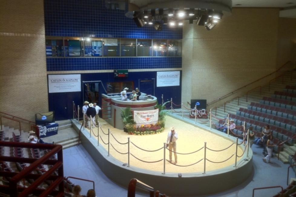 West Sale Arena