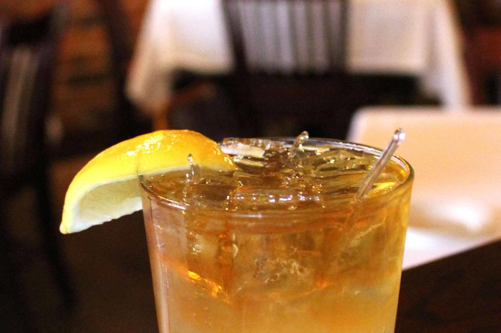 LDFW Whiskey Ginger
