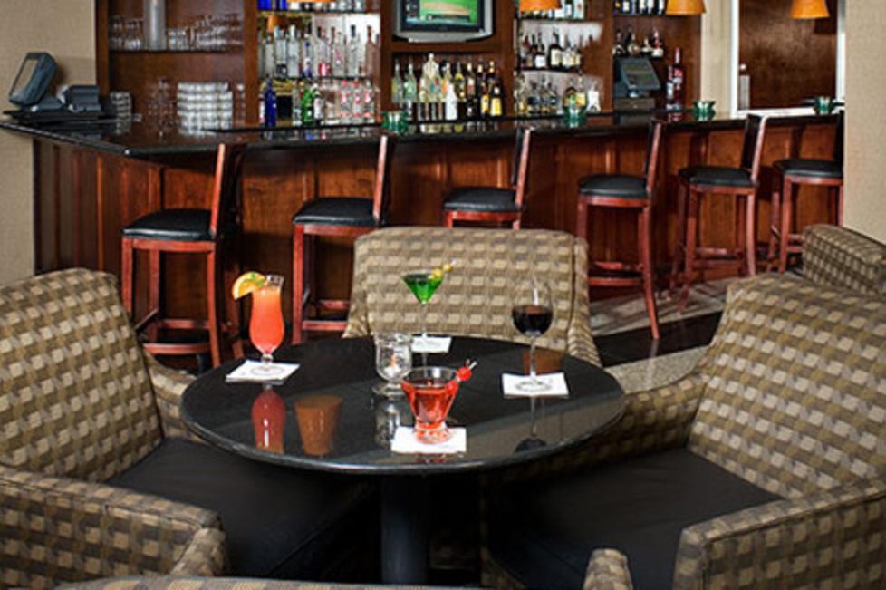 Elegant Lobby Bar