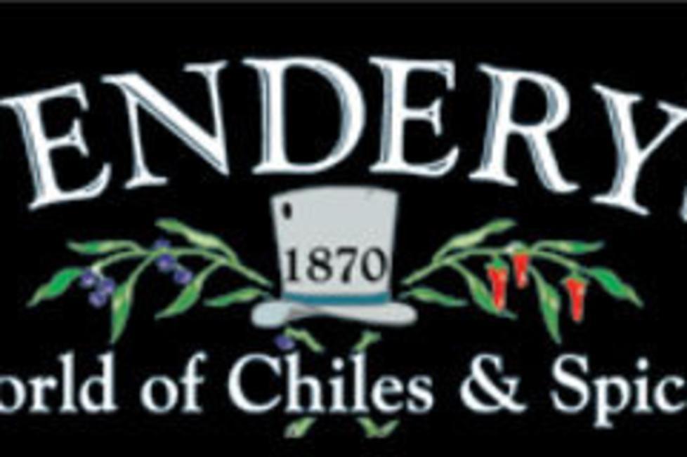 Pendery's Logo