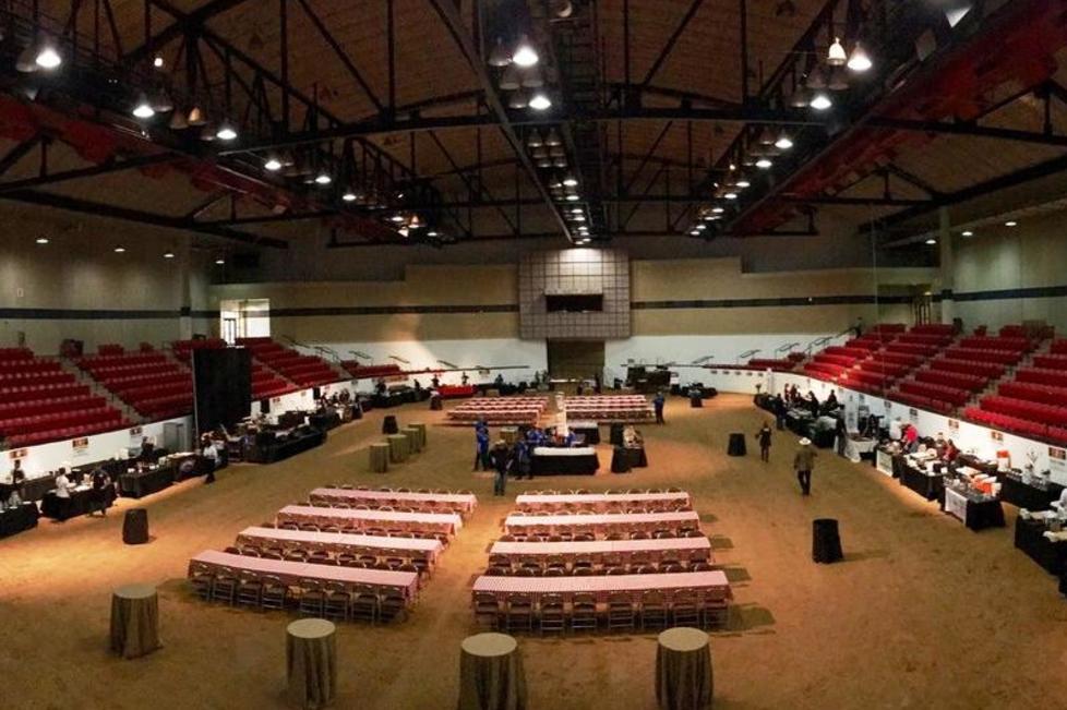 W.R. Watt Arena - 2016 Fort Worth Food+Wine Festival