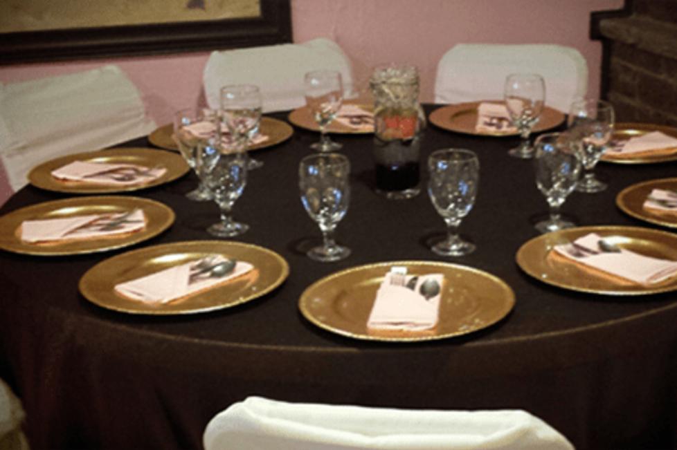 Reception Venue 1 - Indoor