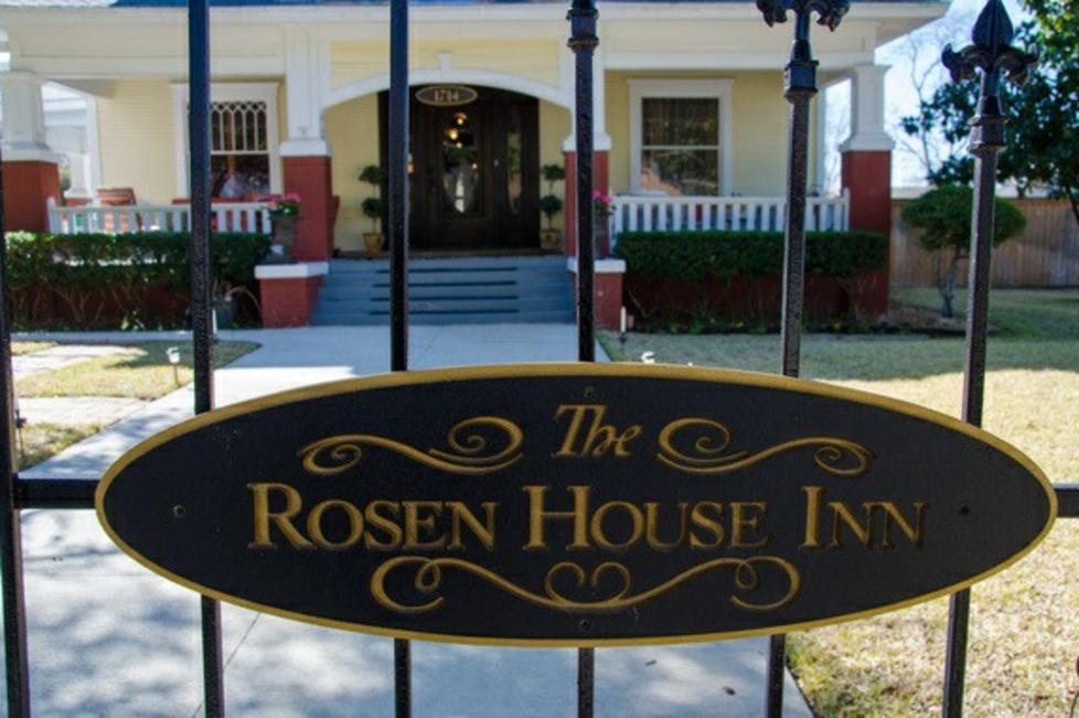Rosen House Bed and Breakfast Fort Worth