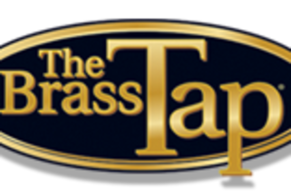 The Brass Tap Logo