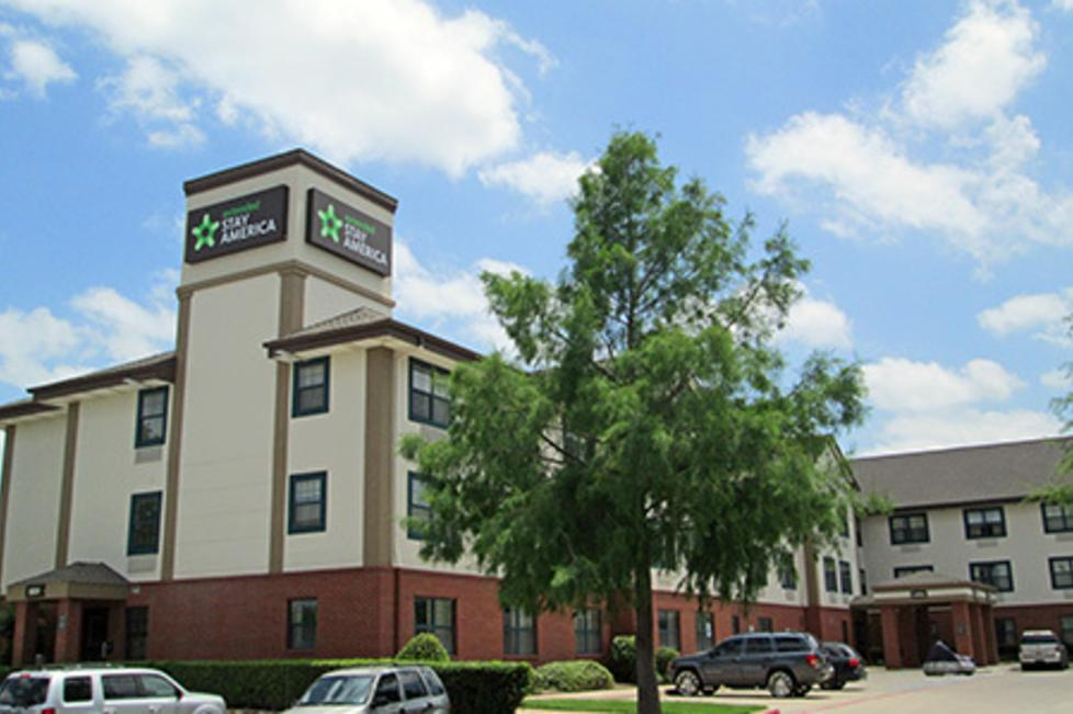 Extended stay america city view