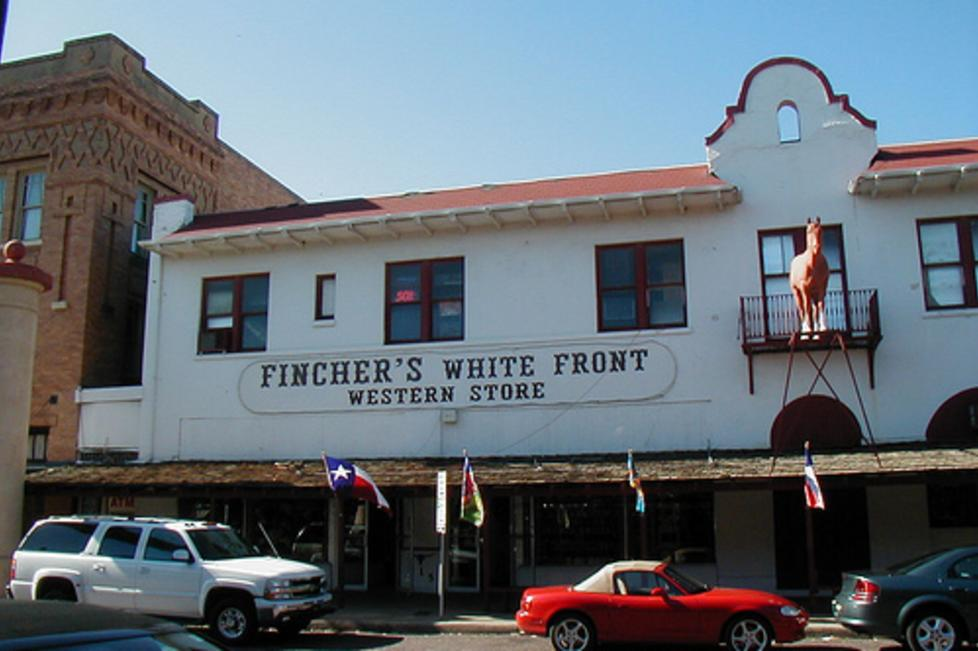 fincher's white front