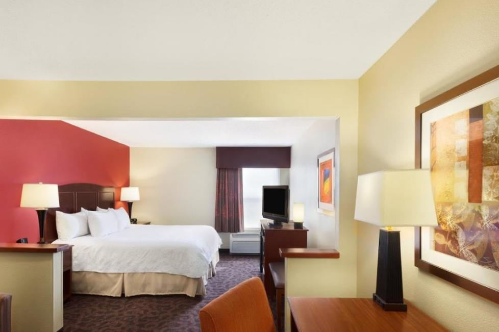 hampton inn and suites soutwest