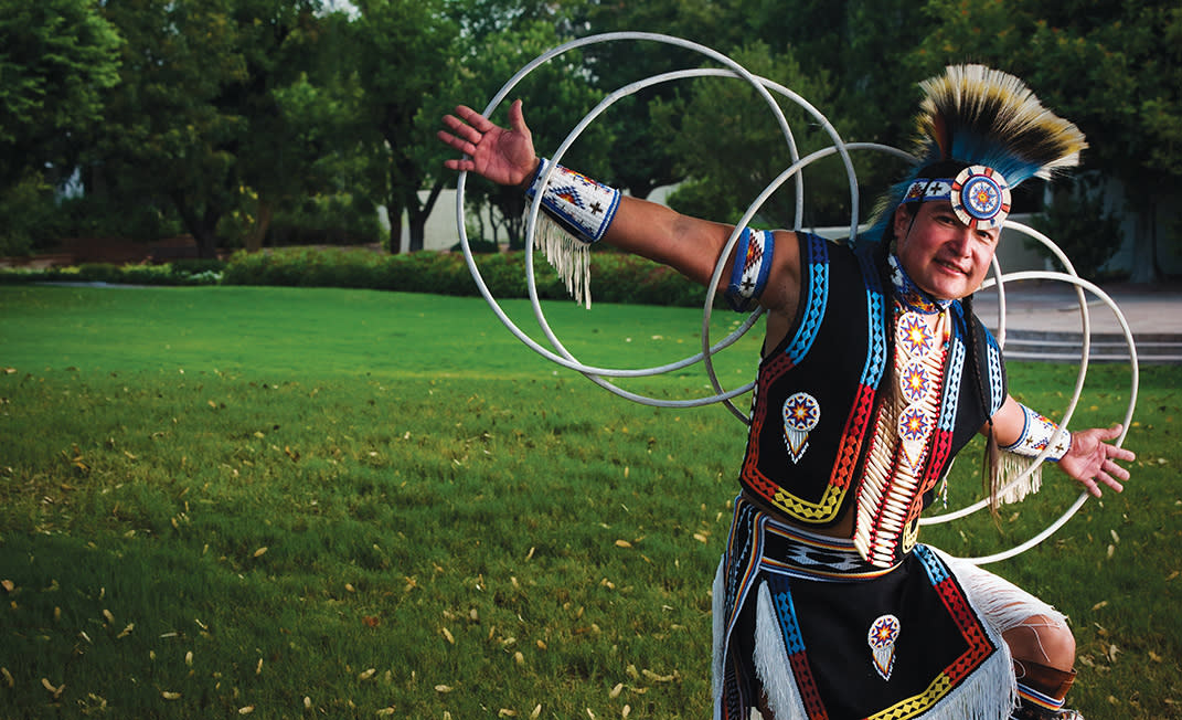 Native American Art - Body