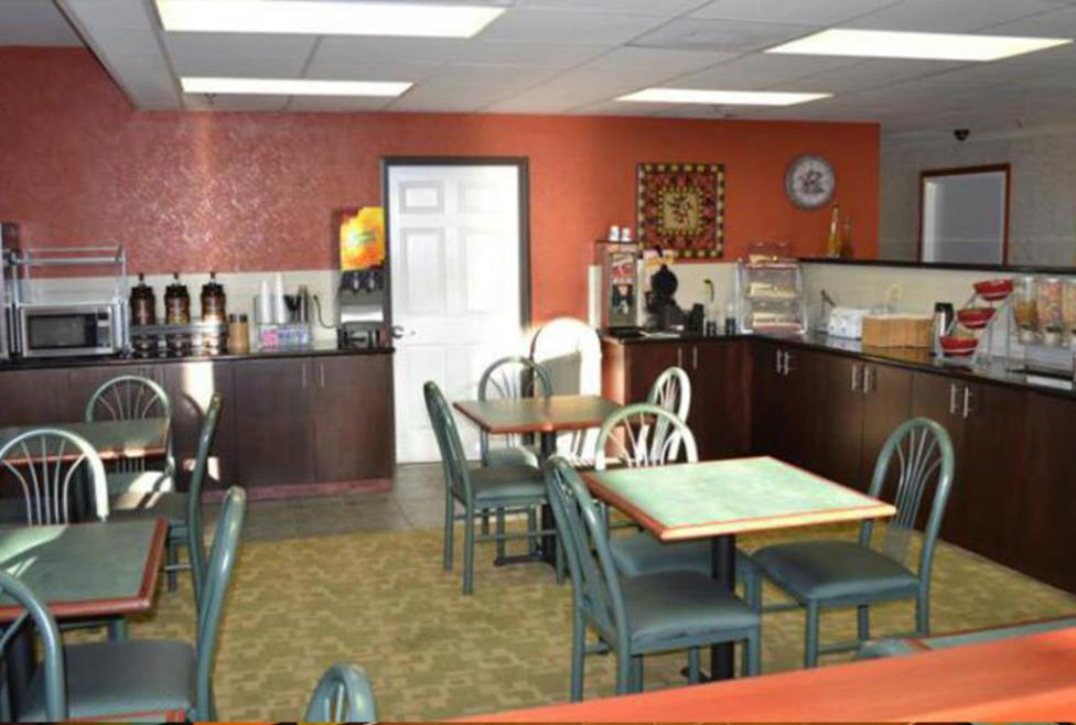 Hawthorn Suites by Wyndham Irving DFW Airport South - cafe