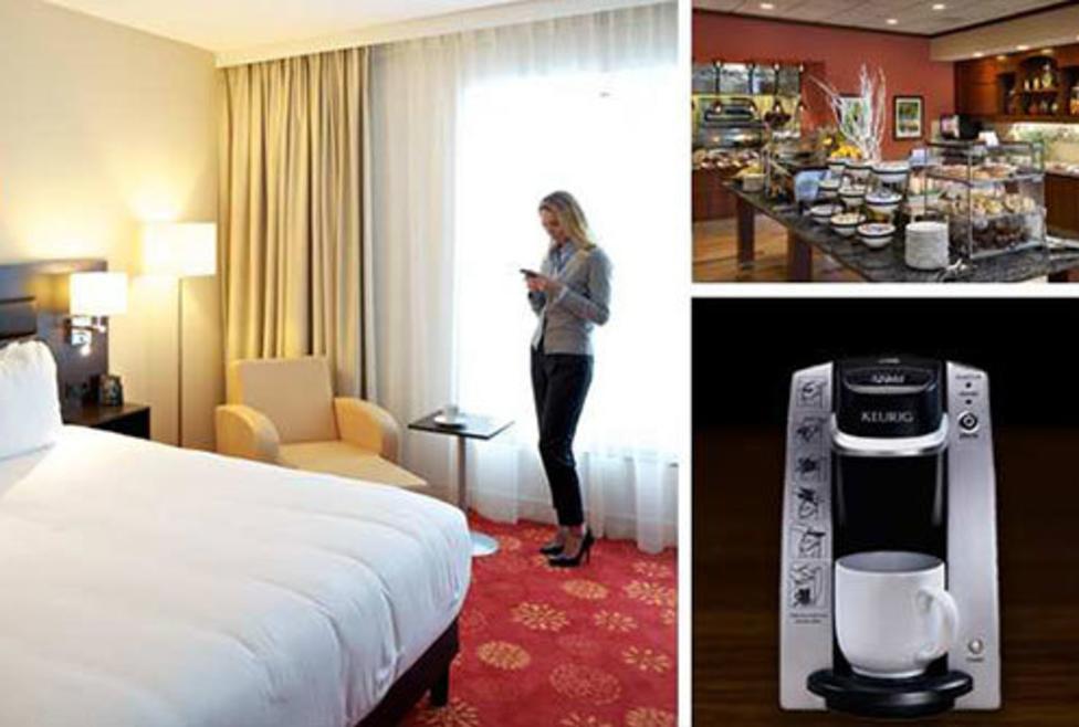 Hilton Garden Inn Las Colinas - Bed & Breakfast