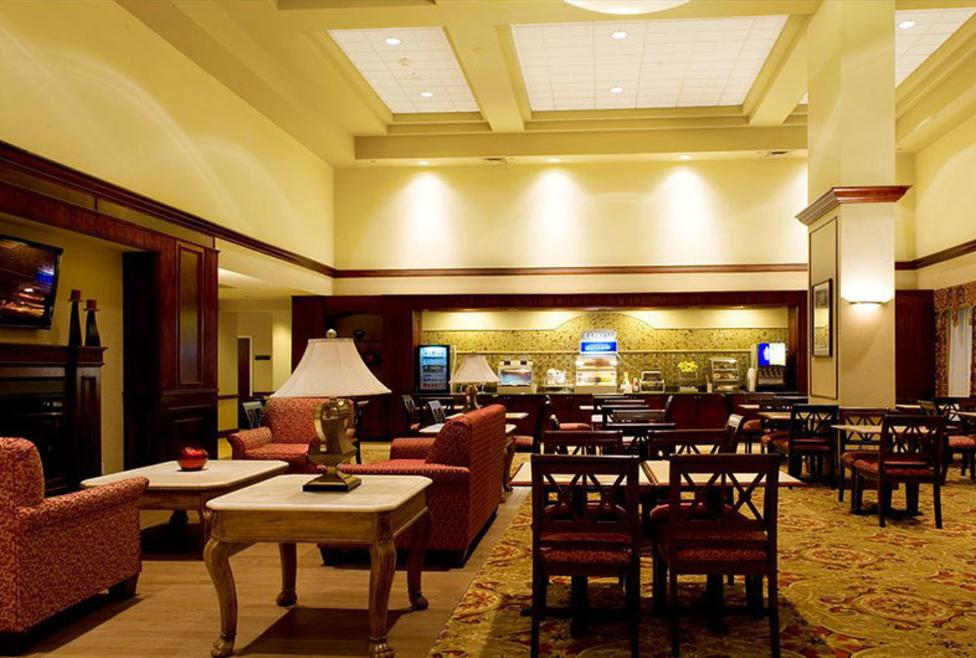 Holiday Inn Express Hotel & Suites - DFW Airport South - cafe