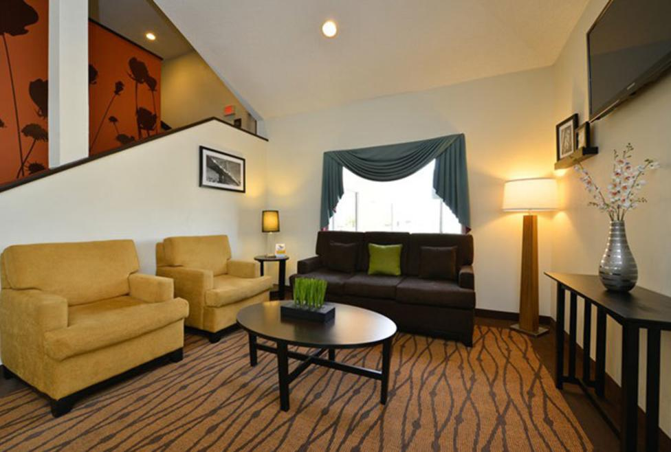 Sleep Inn - lobby