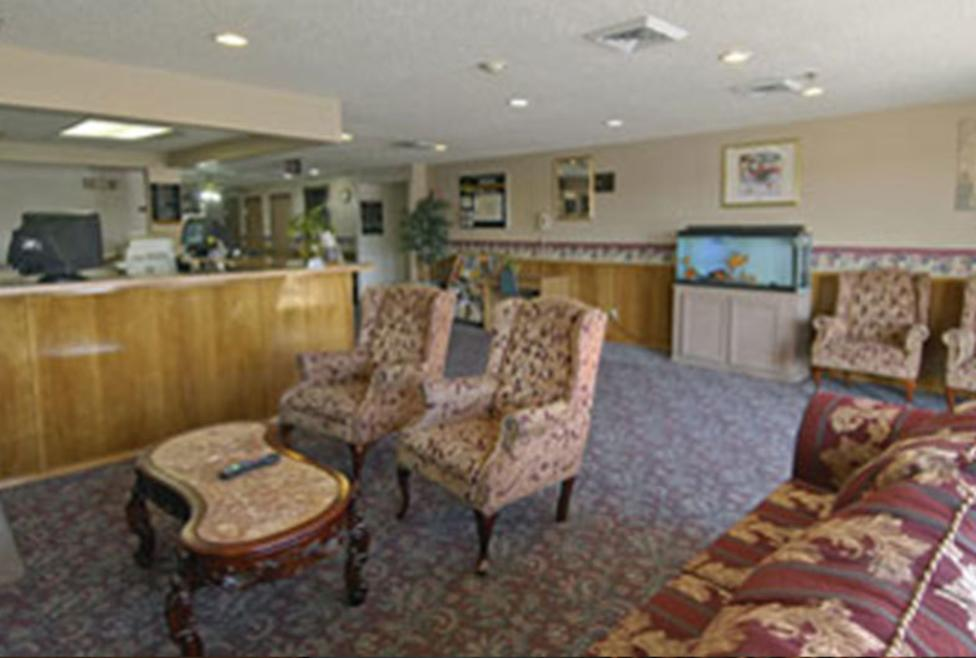 Super 8 Motel - DFW South - lobby