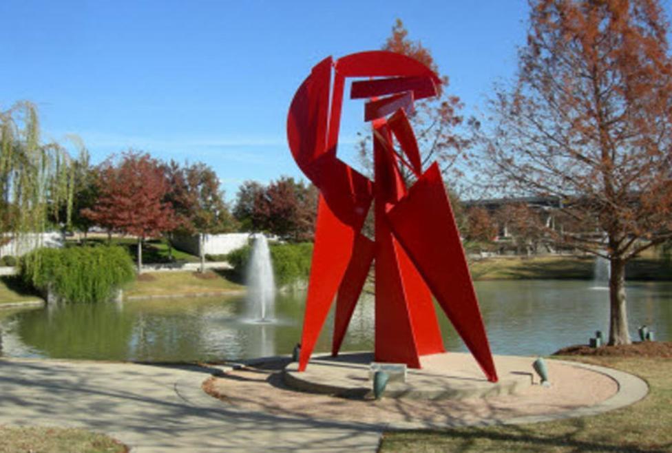 Texas Sculpture Garden