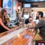 Brick House Brewery bar
