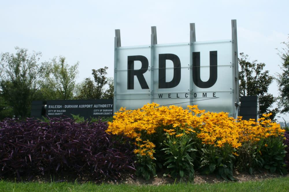 RDU International Airport
