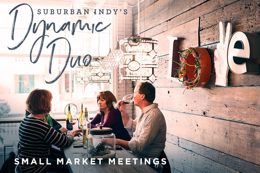 Small Market Meetings Media Hit