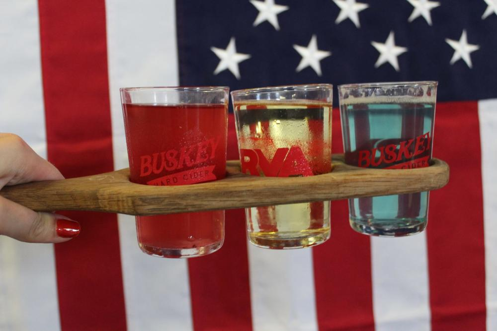 Buskey Ciderbration